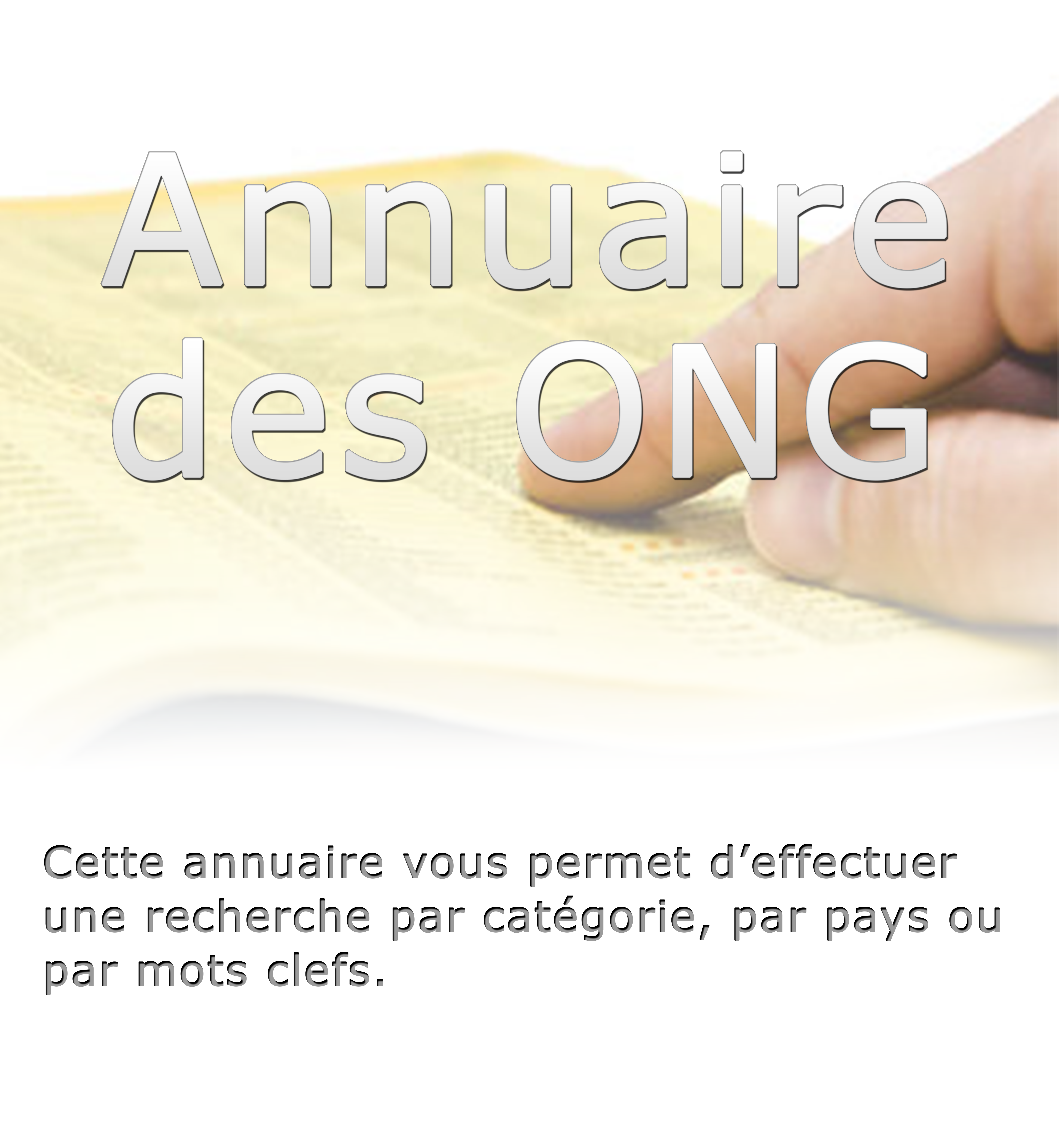 annuaire ONG